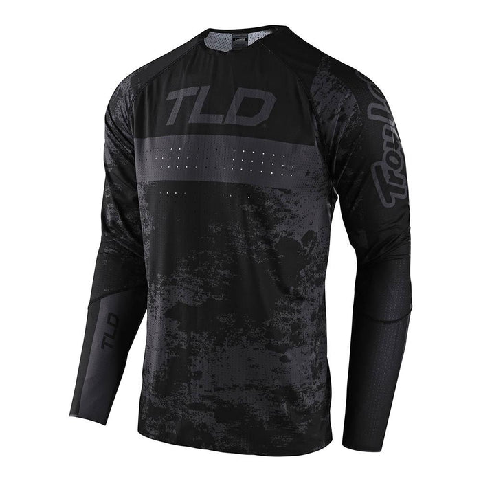 SPRINT ULTRA JERSEY GRIME BLACK