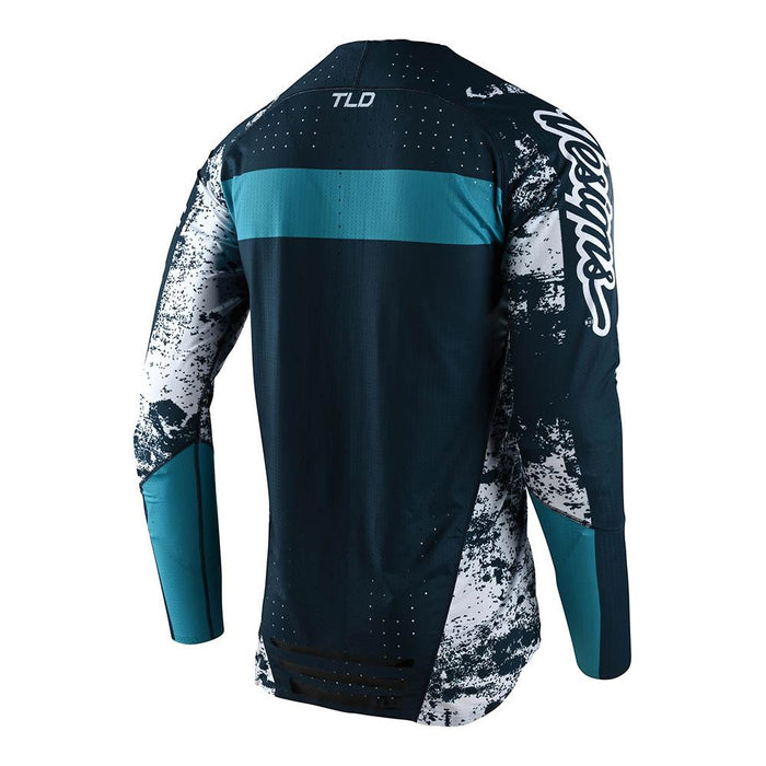 SPRINT ULTRA JERSEY GRIME MARINE / BLUE BIRD
