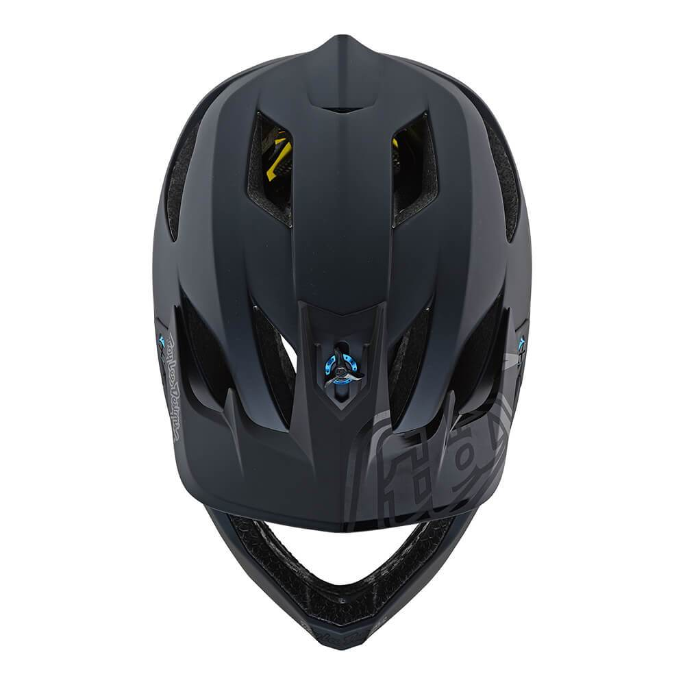 STAGE HELMET W/MIPS STEALTH BLACK