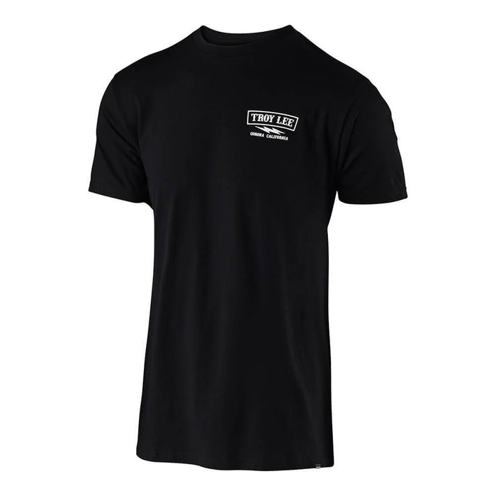 SHORT SLEEVE TEE CLASSIC SHOCKER BLACK