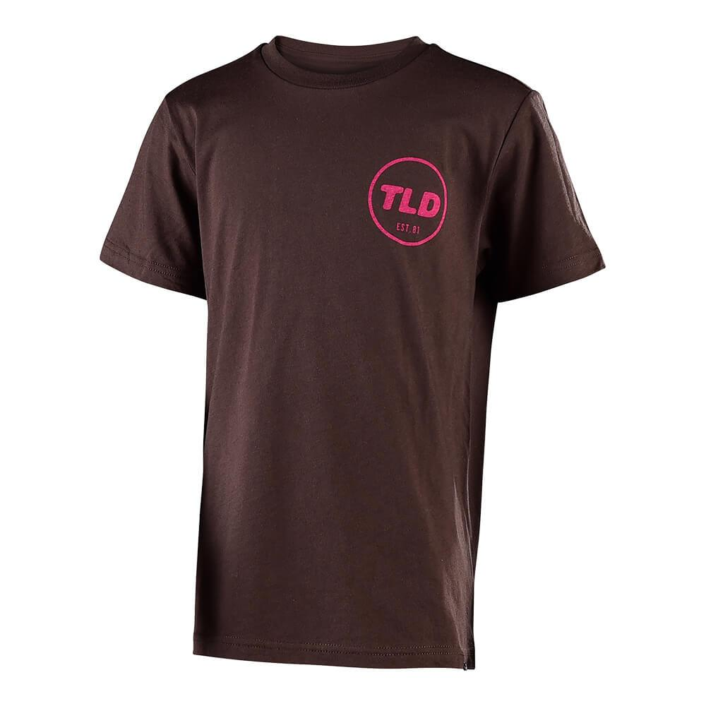 YOUTH SHORT SLEEVE TEE MASSIVE COME UP COFFEE