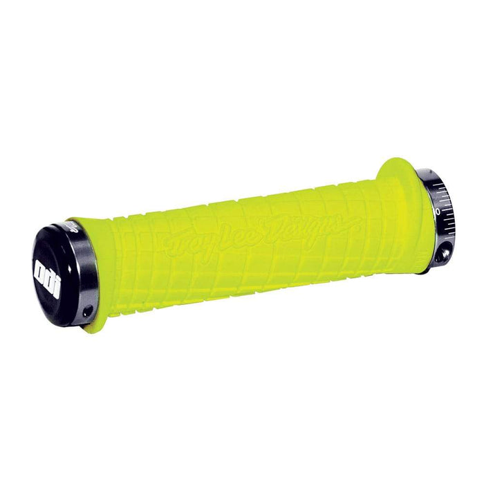 TLD MOUNTAIN BIKE GRIPS MTB GRAY / YELLOW