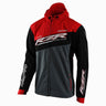 PIT JACKET TLD POLARIS RZR BLACK / RED