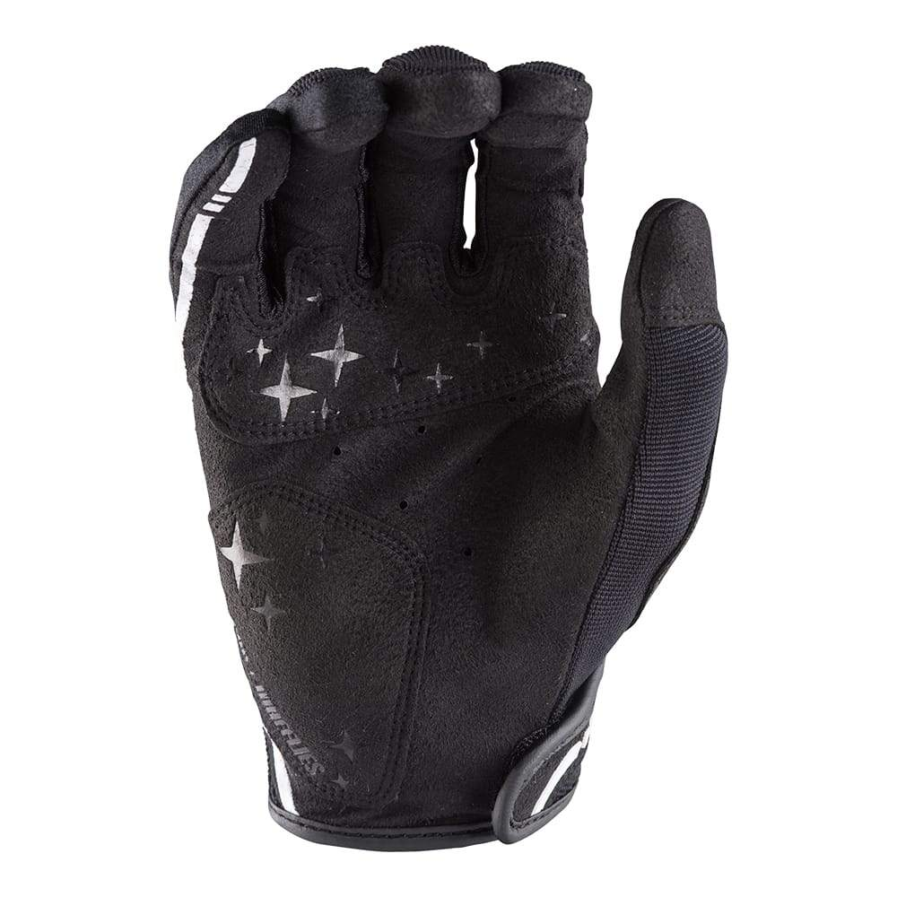 XC GLOVE SOLID BLACK