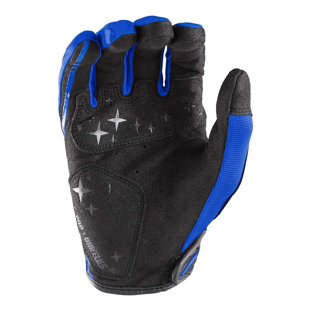 XC GLOVE SOLID BLUE