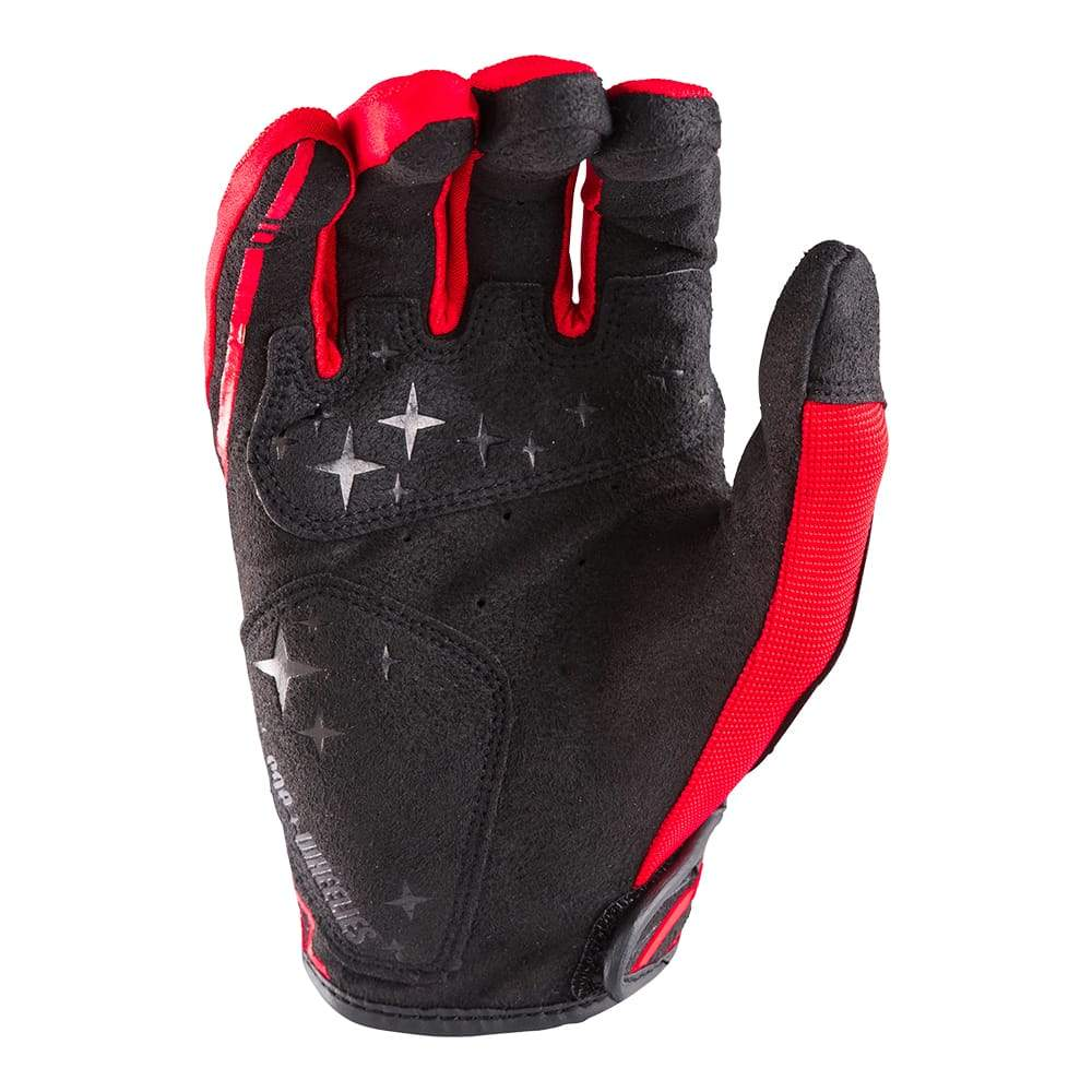 XC GLOVE SOLID RED