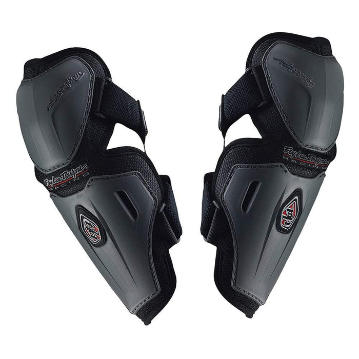 YOUTH ELBOW GUARD SOLID GRAY