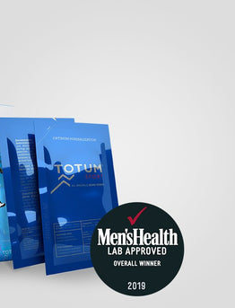 Winner of 'Men's Health' prestigious LAB Approved Awards