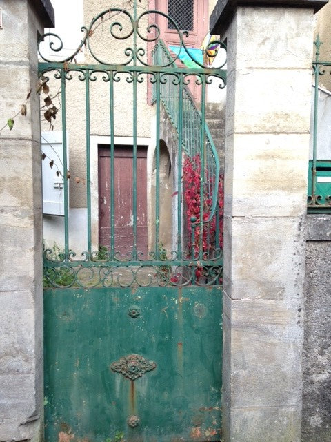 So many amazing gates, doors, shutters! So much inspiration