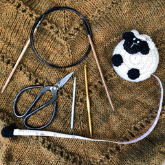 Knitting Help with Lilly Reid Tuesday eves 6:00 - 8:00pm