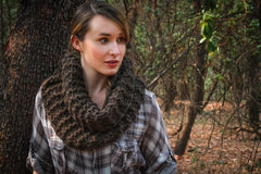 Claire's Outlander Cowl Kit
