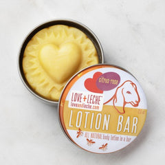 Love and Leche Lotion Bars