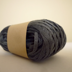 Habu N98B Wide Knitted Linen Tape