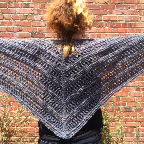 Sonoma Coast Shawl Kit