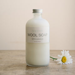 Quince & Co. - Twig & Horn Wool Soap