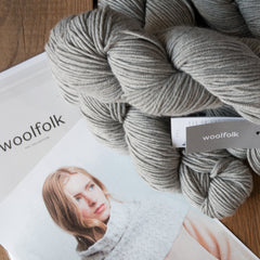 Woolfolk Tov - Arkade Cowl Kit