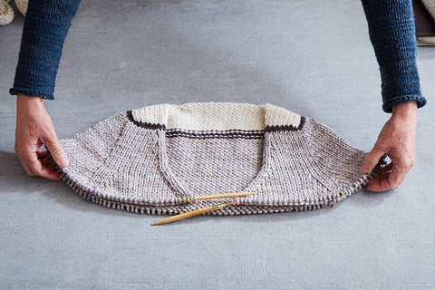 Cocoknits Sweater Workshop Event Sunday May 7th 10:00 - 6:00pm