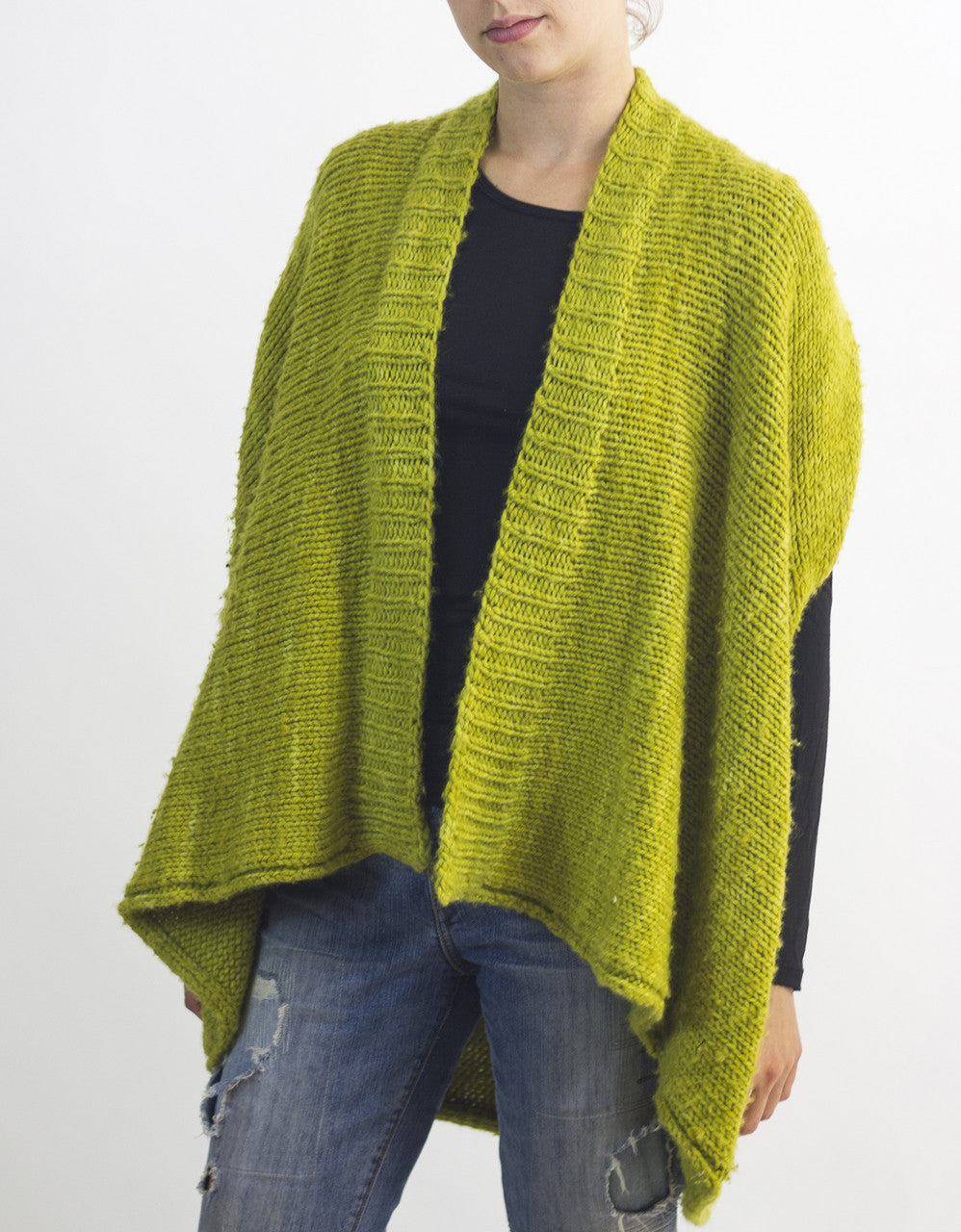 cocoknits Cocoon Wrap
