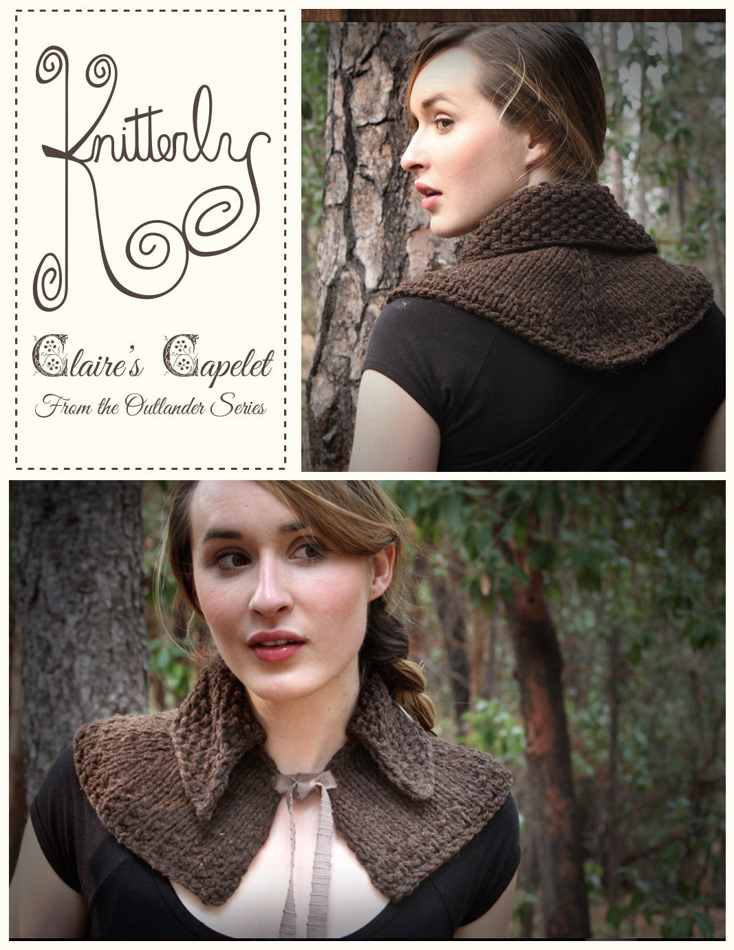 Outlander Pattern for Claire