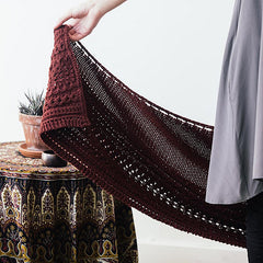Vindaloo Shawl Pattern