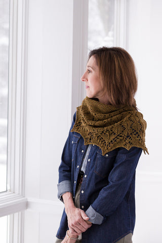 Brooklyn Tweed Rakke Pattern