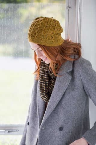 Brooklyn Tweed Sawmill River Hat Pattern