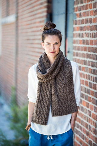 Brooklyn Tweed Tiller Pattern