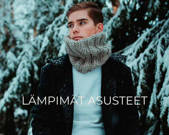 Warm accessories for Christmas