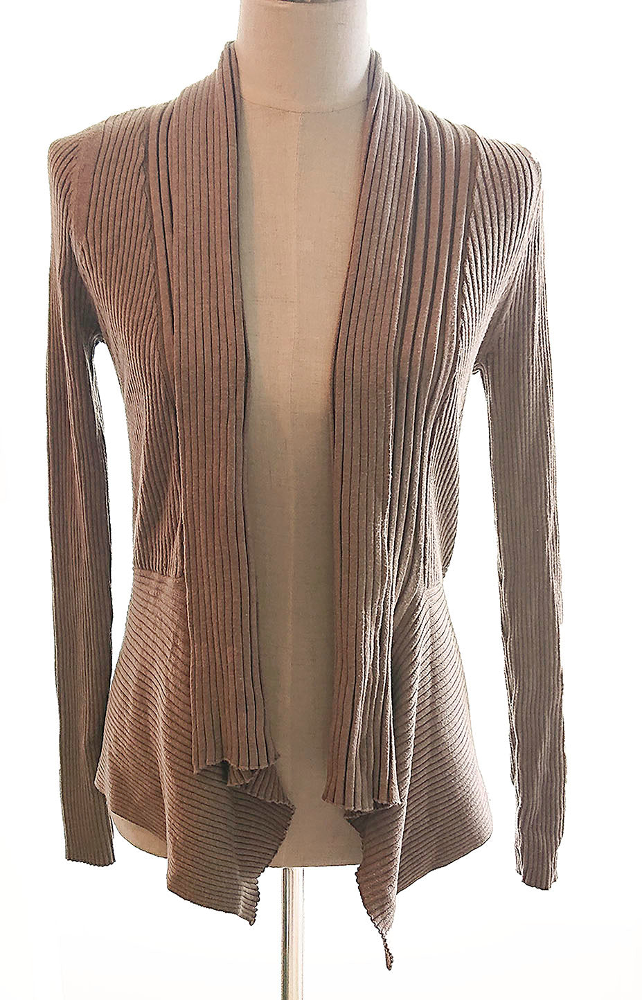Esprit open cardigan, used