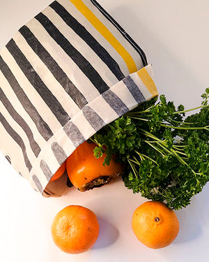 Durable bag made of beeswax wrap Bee Clever