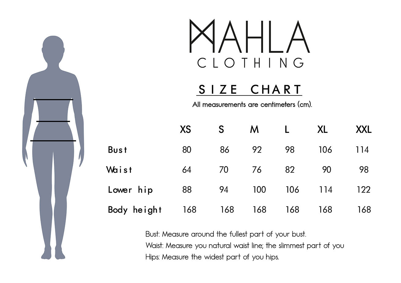 Shirt dress blue, Mahla Clothing
