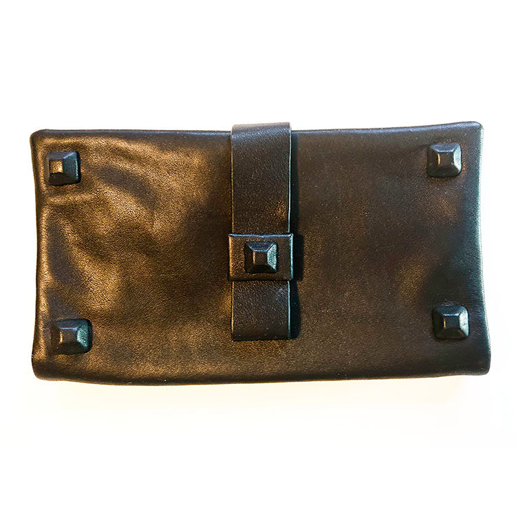 Luxury clutch bag by Malene Birger, second hand