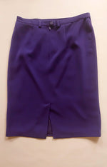 Finnish Pola skirt, purple