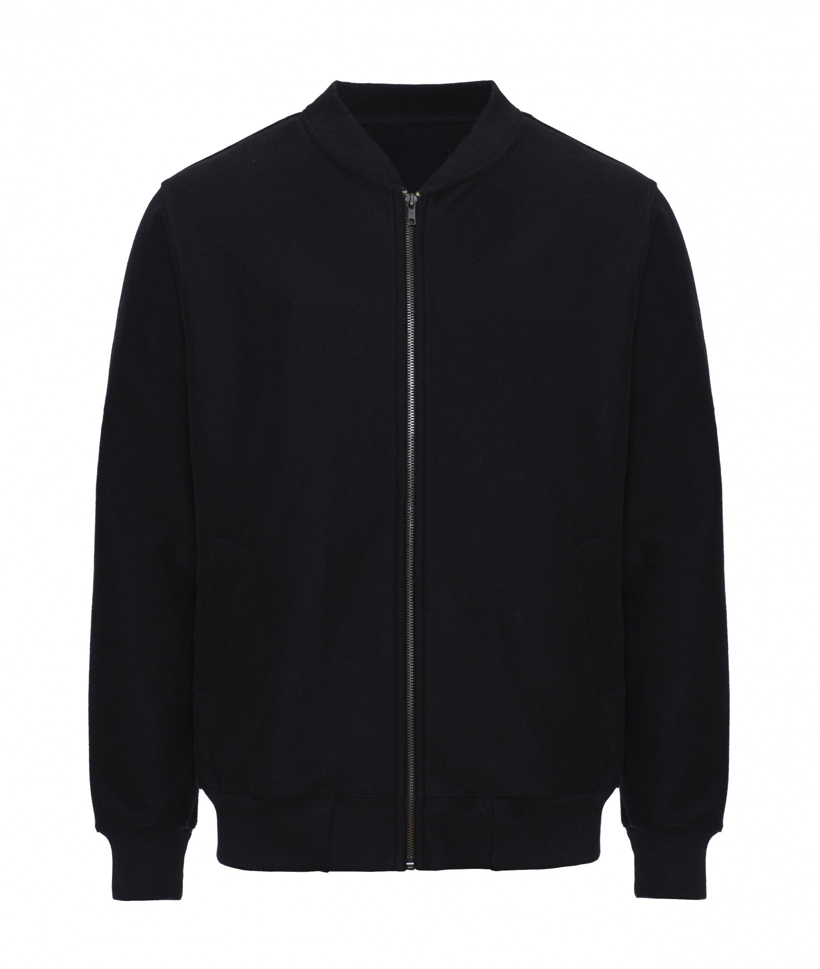 Pure Waste Bomber jacket black
