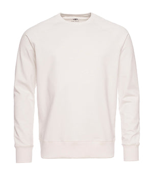 Pure Waste Unisex Sweatshirt Off White