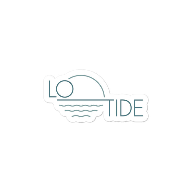 Lo Tide - Sticker