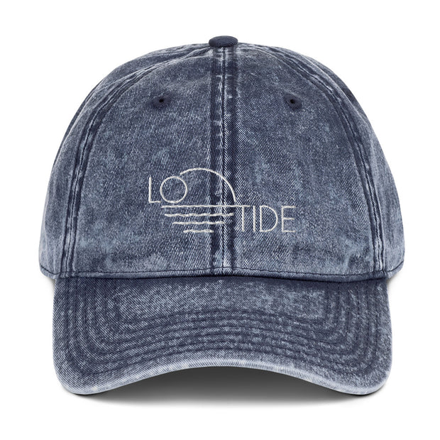 Lo Tide - Vintage Cotton Cap