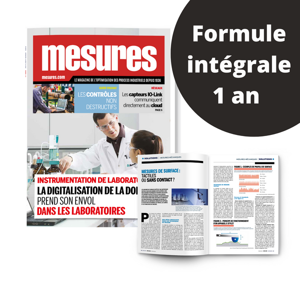 Mesures - FORMULE INTEGRALE 1 an