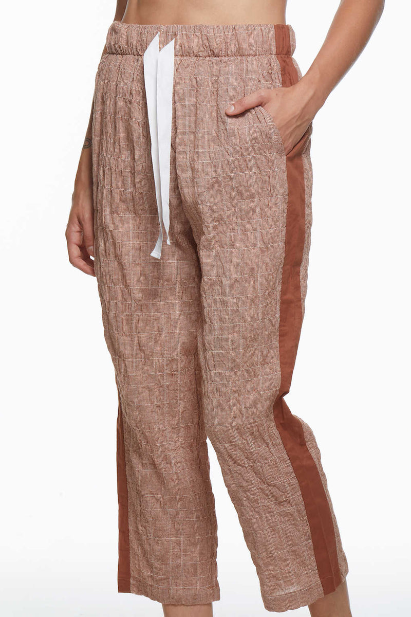 BEACH PANT IN TOFFEE