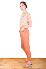 DEVONPORT PANTS IN SALMON