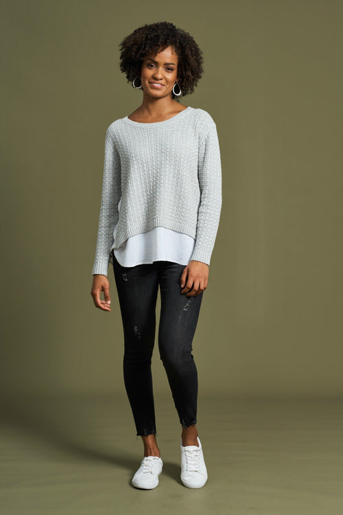 EMMELINE KNIT IN MARLE