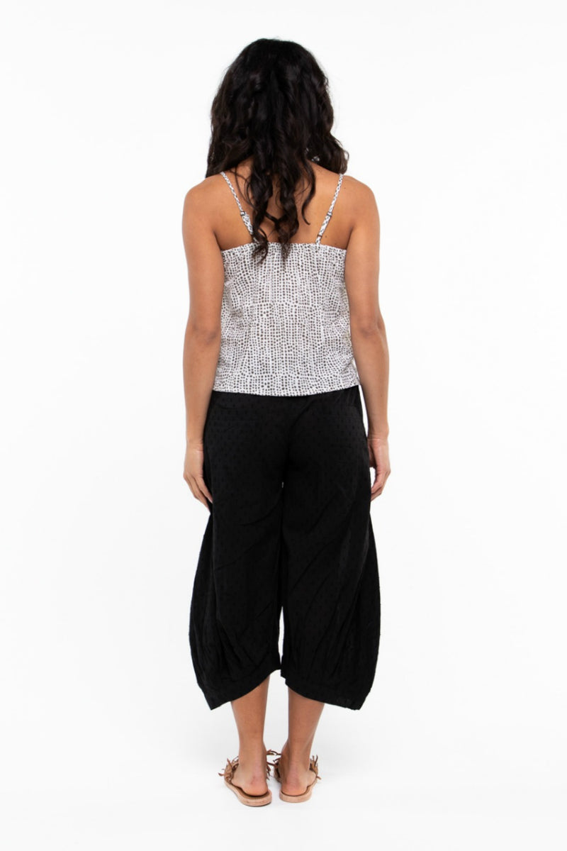 GURU PANT IN INK BLACK