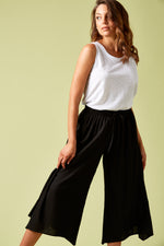 HOXTON PANT IN BLACK
