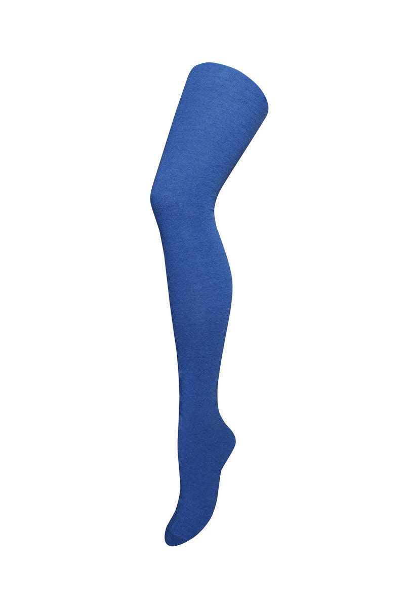 LUXE TIGHTS IN BLUE