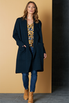 MELLOW CARDIGAN IN MIDNIGHT