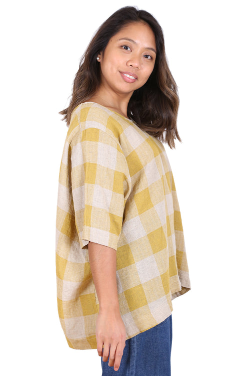 MARGARET RIVER TOP IN YELLOW