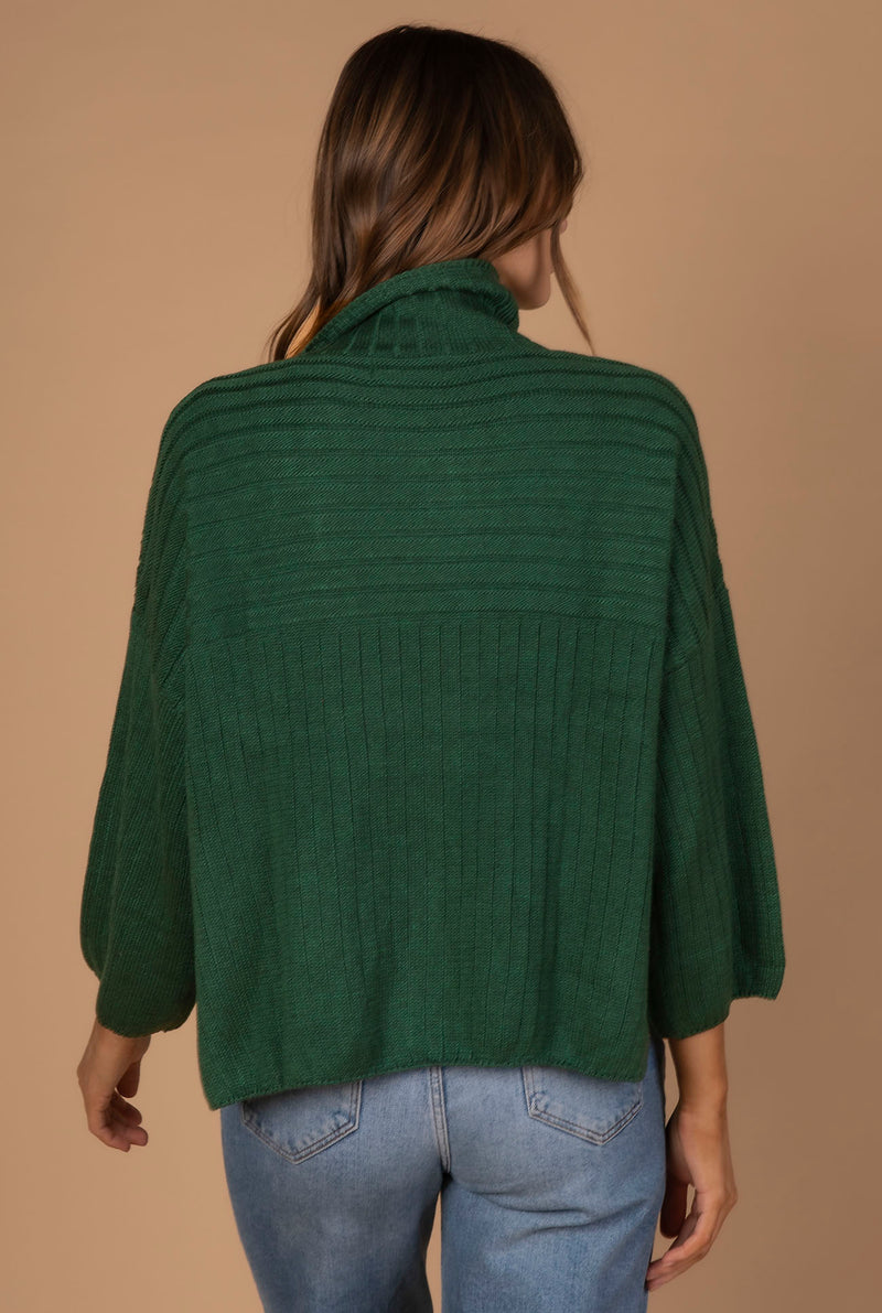RIB KNIT IN FOREST