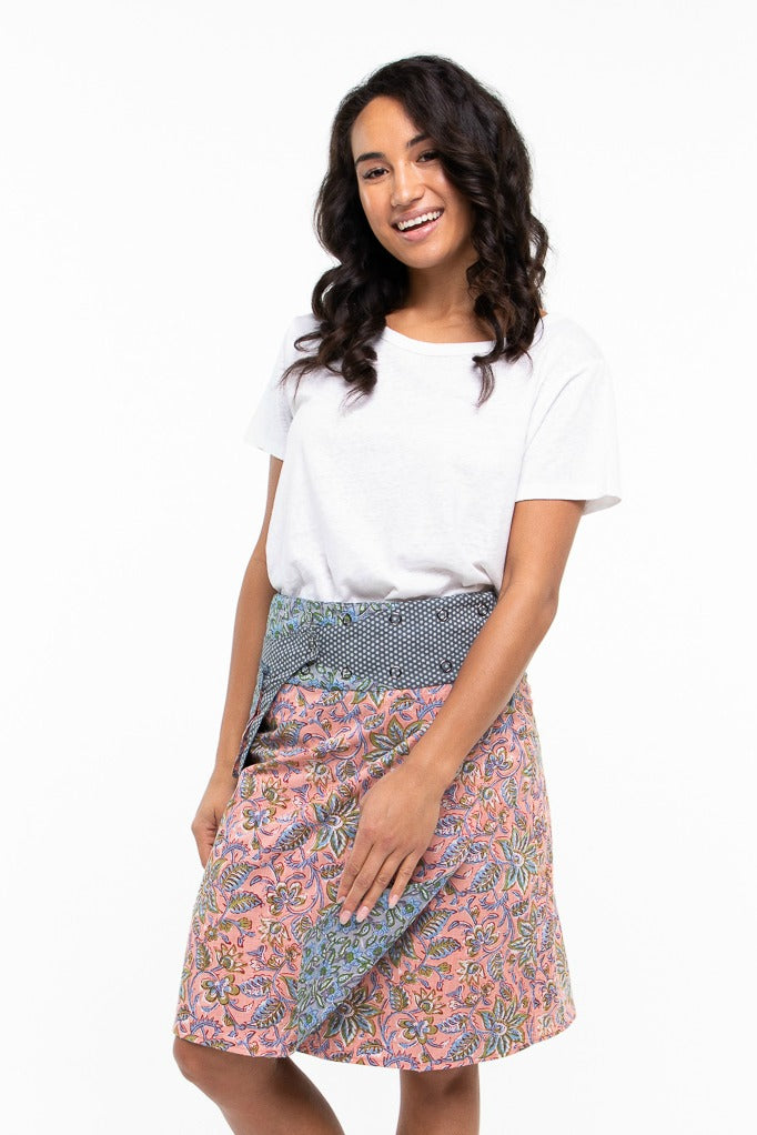 ROSANNA LONG SKIRT IN TAMAR