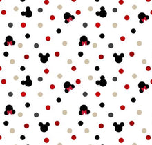 Load image into Gallery viewer, Style 18: Mickey & Minnie Polka Dots