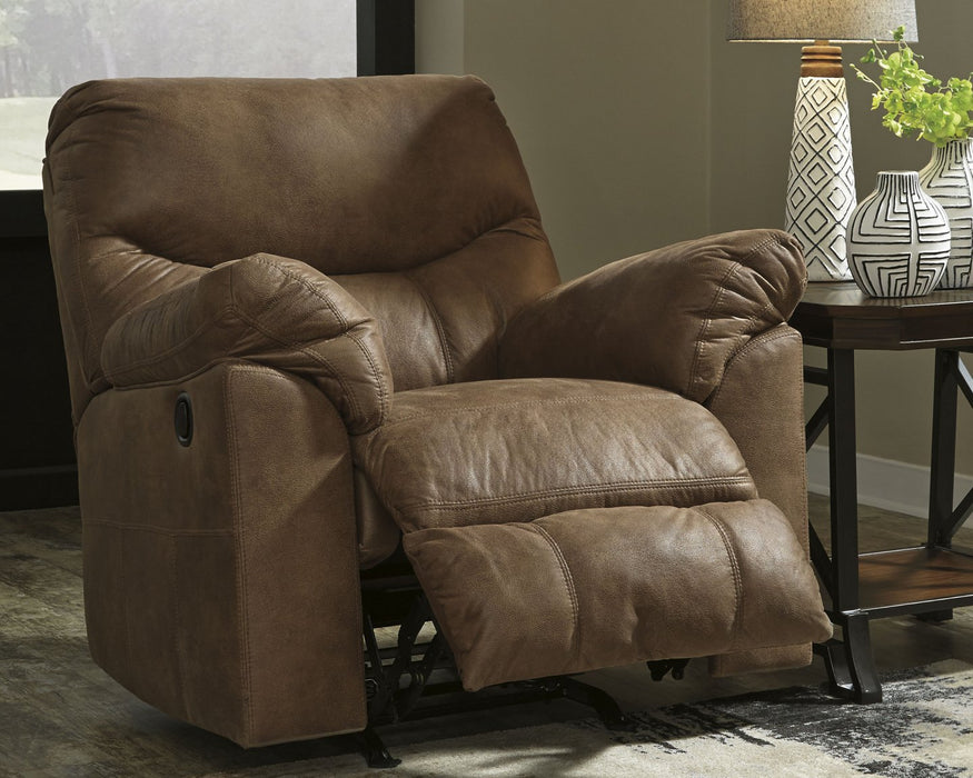 Boxberg Signature Design by Ashley Bark Recliner